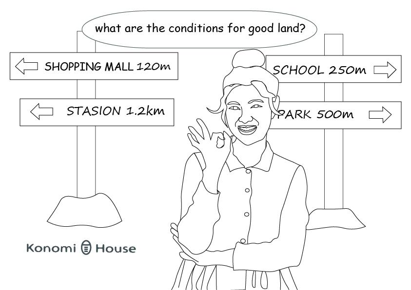 ◆良い土地の条件とは?土地購入前に確認しておきたい5つのポイントを解説します